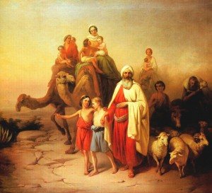 Abraham' Journey of Faith