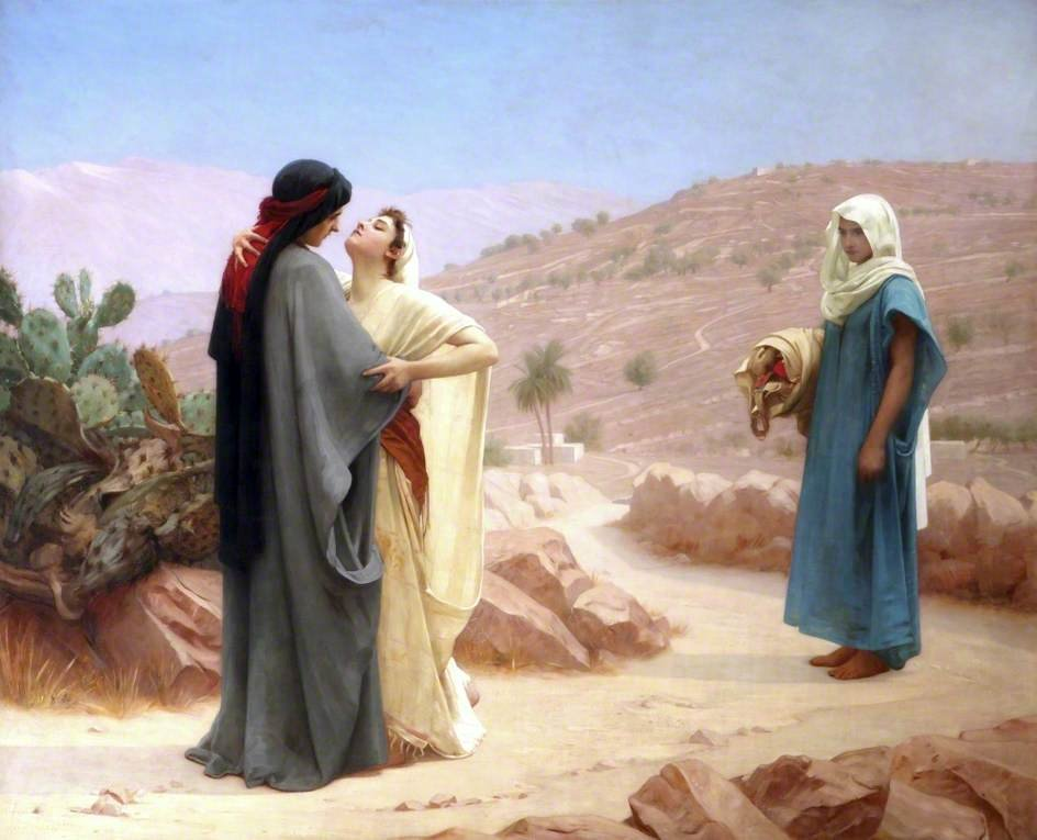 When The People Of Israel Returned From Babylon All